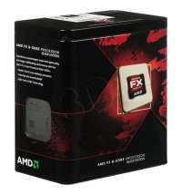 Procesor AMD FX-8300 Black Edition FD8300WMHKBOX ( 3300 MHz (min) ; 4200 MHz (max) ; AM3+ ; BOX )