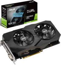 ASUS Dual GTX 1660 Super Advanced 6GB EVO